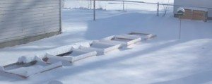 Beds Snow